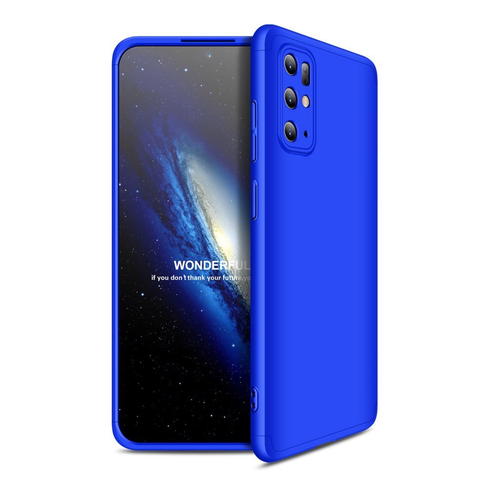 GKK 360 Protection pouzdro na Samsung Galaxy S20 Plus blue