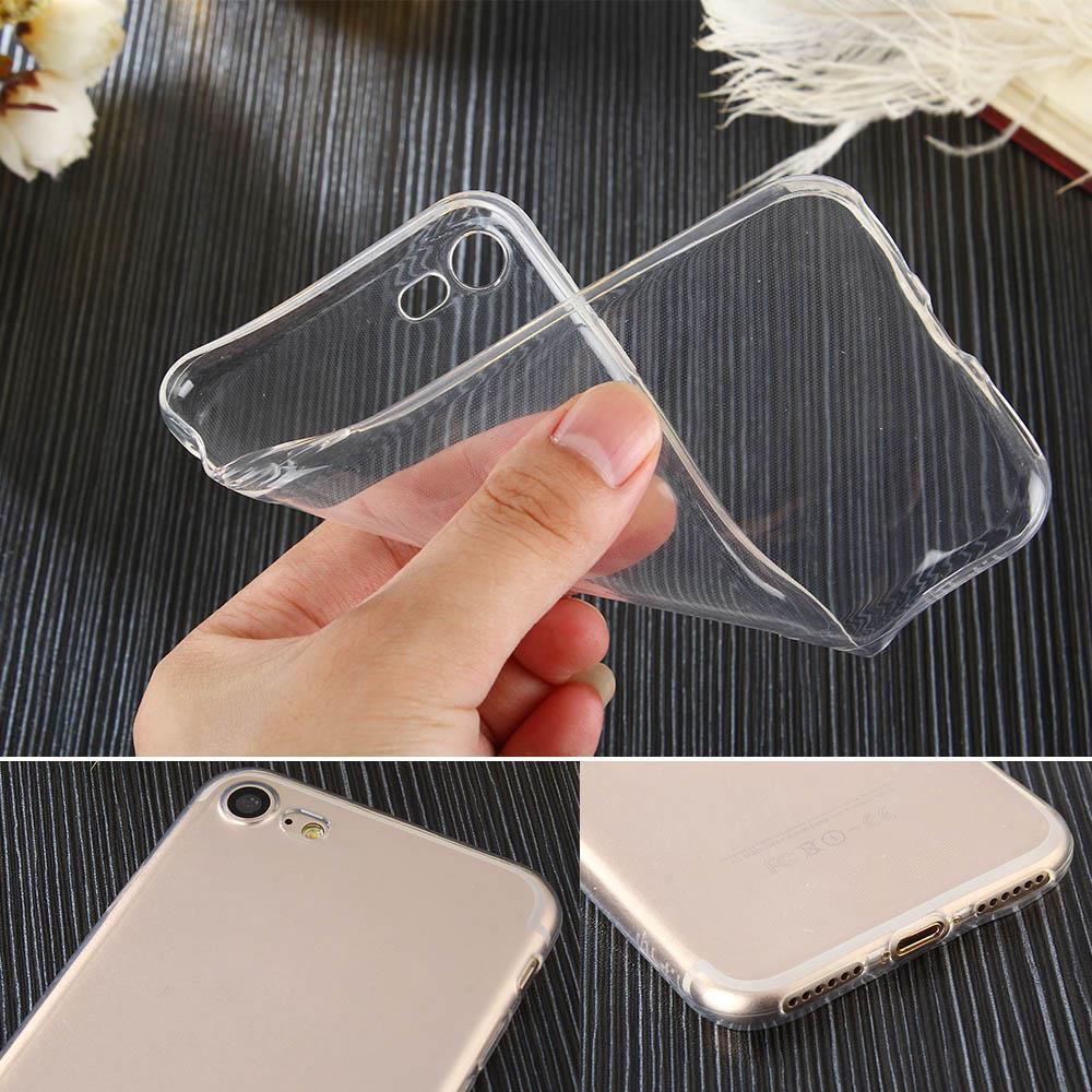 Ultra Clear 0.5mm silikonové pouzdro pro Honor 10 transparent