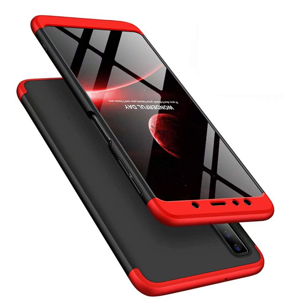 GKK 360 Protection pouzdro pro Samsung Galaxy A9 2018 A920 black-red