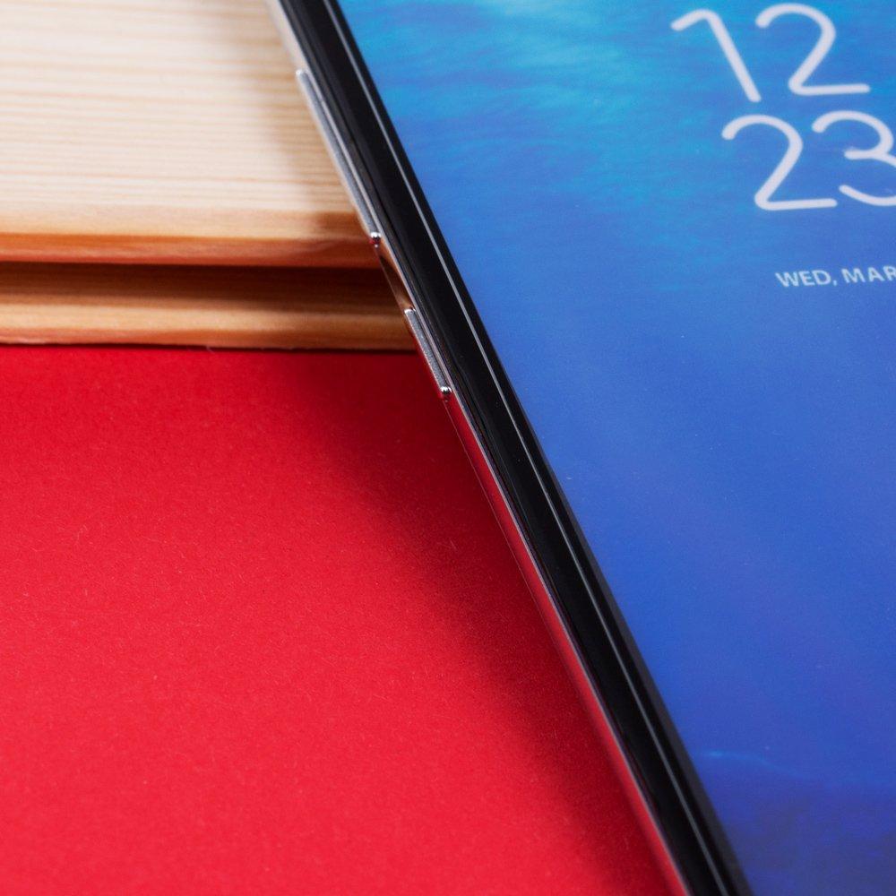 Wozinsky celoplošné temperované tvrzené sklo 5D Huawei P30 Pro black
