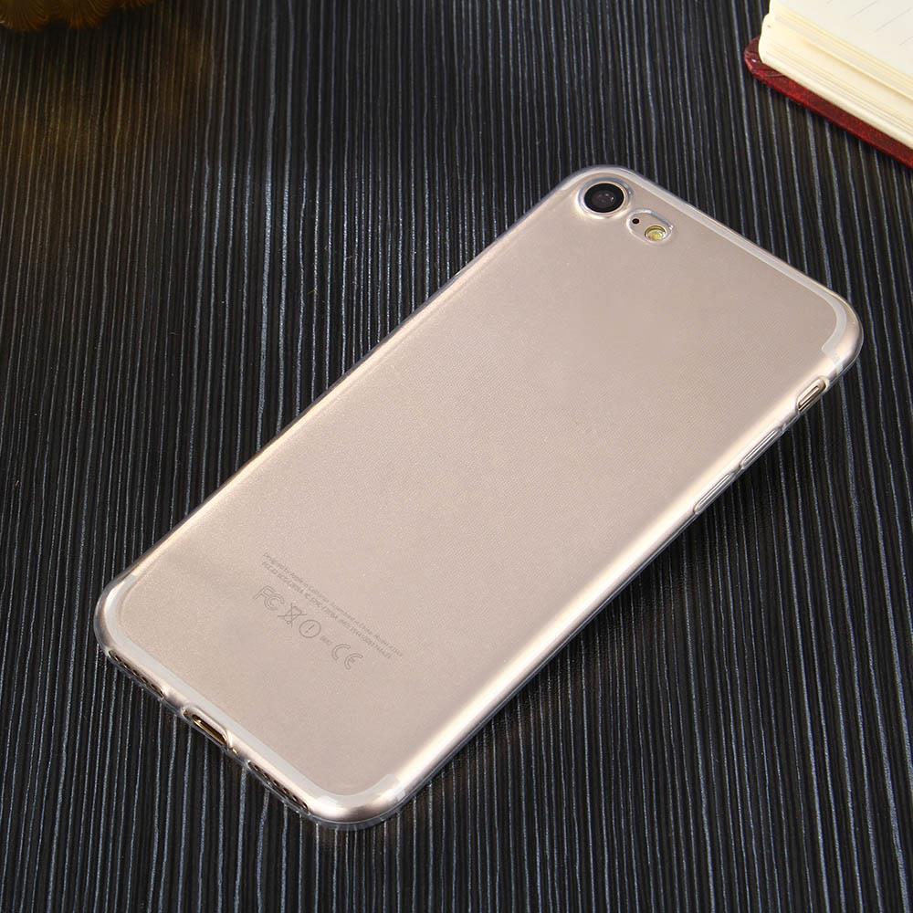 Ultra Clear 0.5mm silikonové pouzdro na iPhone 11 transparent
