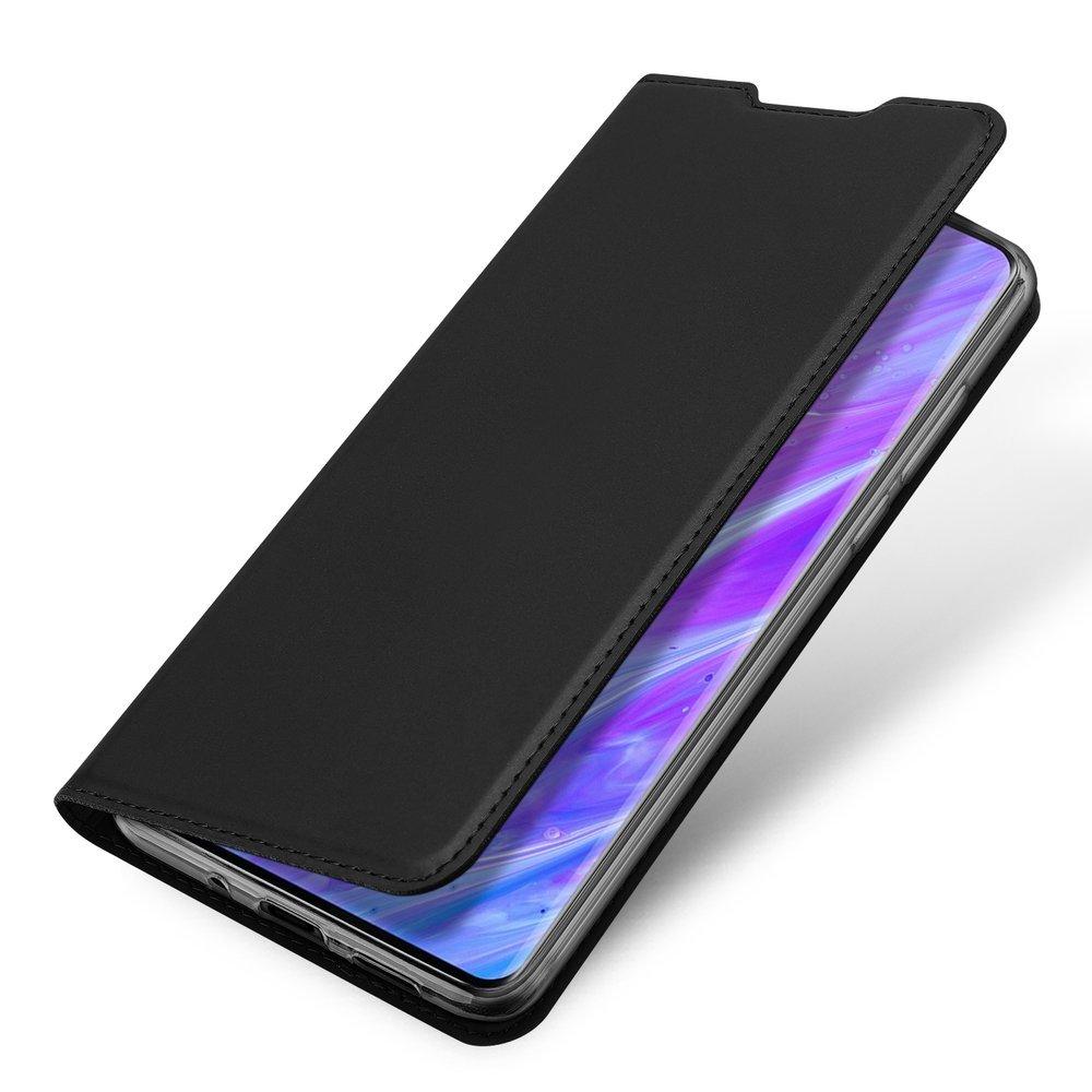 DUX DUCIS Skin knížkové pouzdro na Samsung Galaxy S20 black