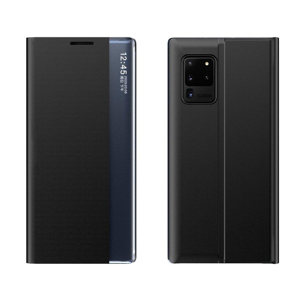 New Sleep knížkové púzdro pre Samsung Galaxy Note 20 black