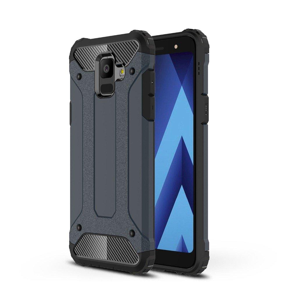 Hybrid pancéřové polykarbonátové pouzdro Samsung Galaxy J6 2018 J600 blue