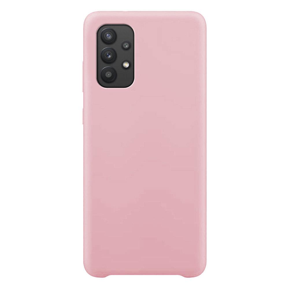 Silikonové pouzdro LUX na Samsung Galaxy A32 5G pink