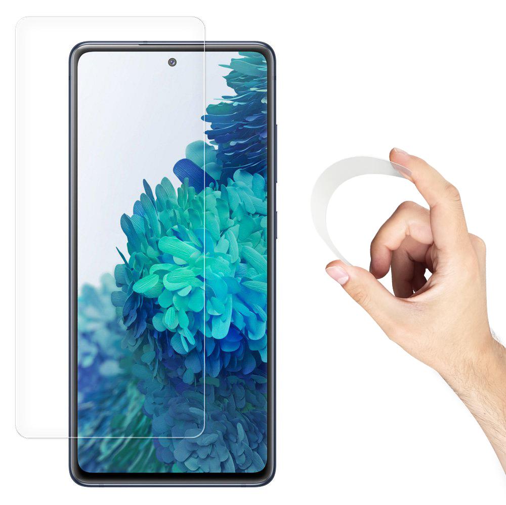 Wozinsky Flexi Nano Hybrid tvrdené sklo pre Samsung Galaxy S20 FE 5G