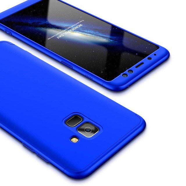 GKK 360 Protection pouzdro pro Samsung Galaxy A6 2018 A600 blue