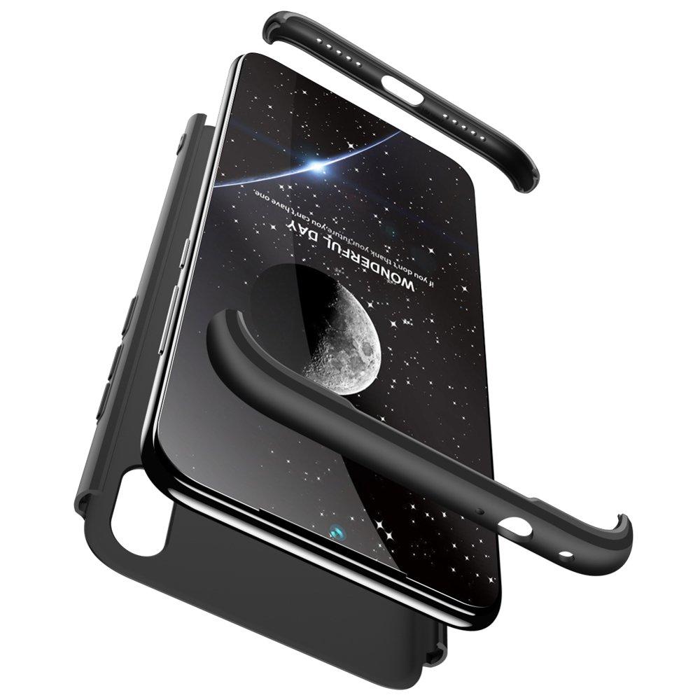 GKK 360 Protection pouzdro pro Xiaomi Redmi Note 7 black