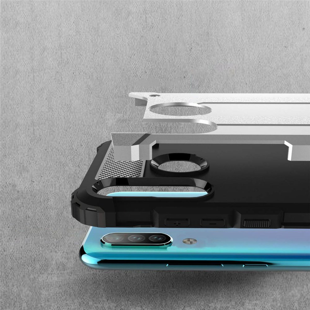 Hybrid polykarbonátové pouzdro Huawei P30 Lite blue