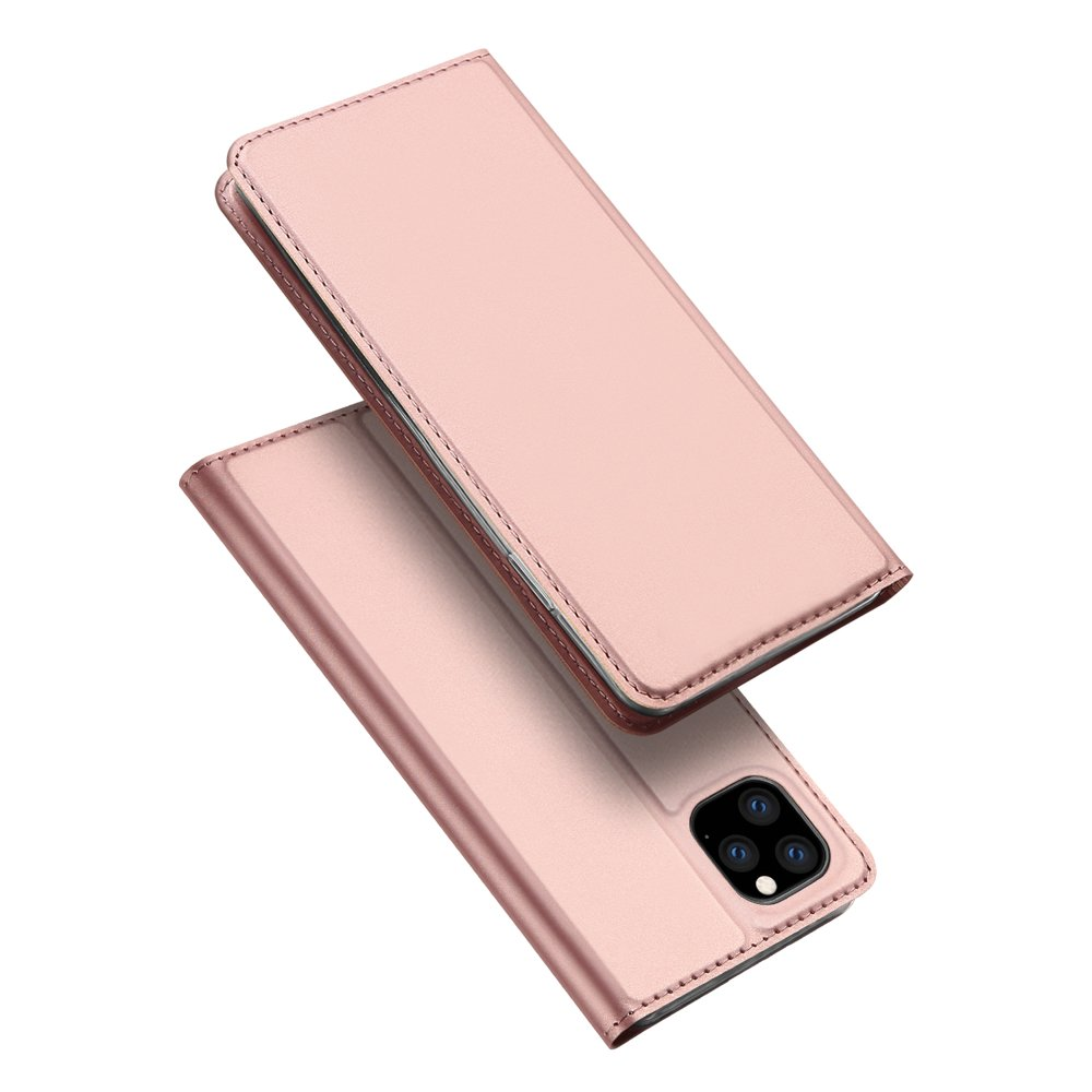 Flipové pouzdro Dux Ducis skin iPhone 11 Pro Max , růžová 6934913075999