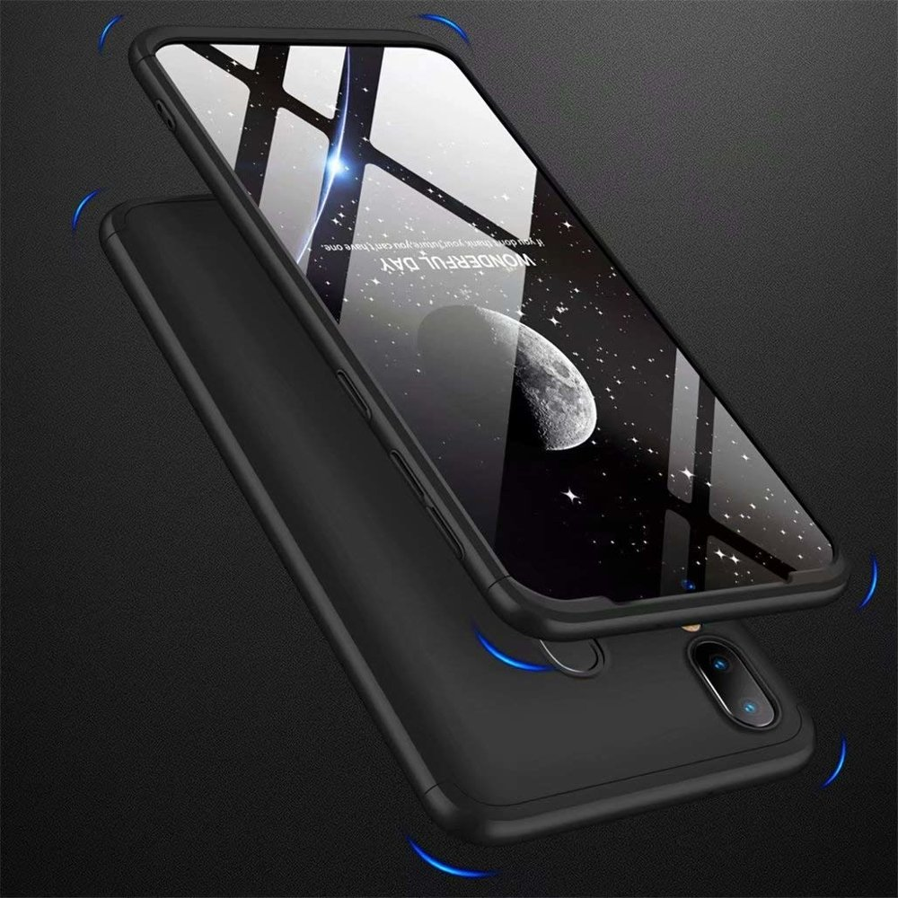 GKK 360 Protection pouzdro Samsung Galaxy A40 black
