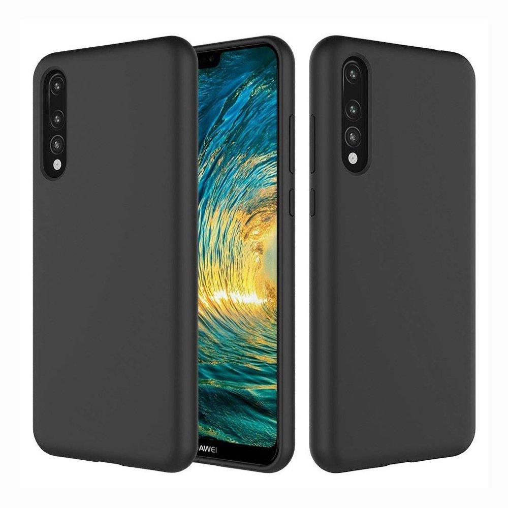 Silikonové pouzdro Huawei P20 Pro black