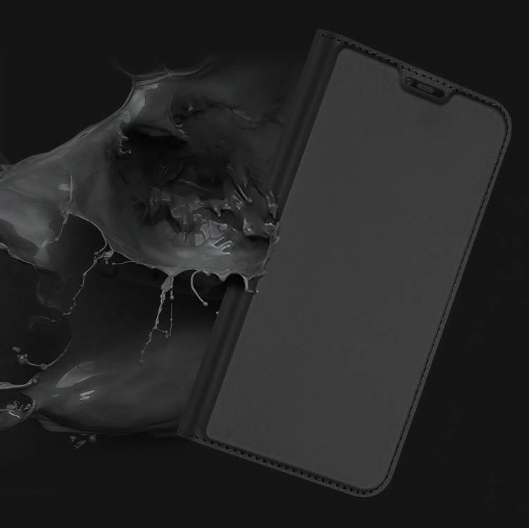 DUX DUCIS Skin knížkové pouzdro pro Huawei Mate 20 Pro grey