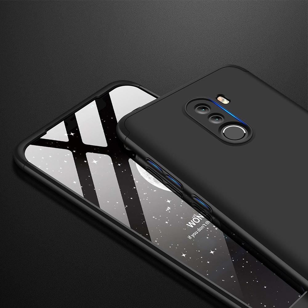 GKK 360 Protection pouzdro na Xiaomi Pocophone F1 black