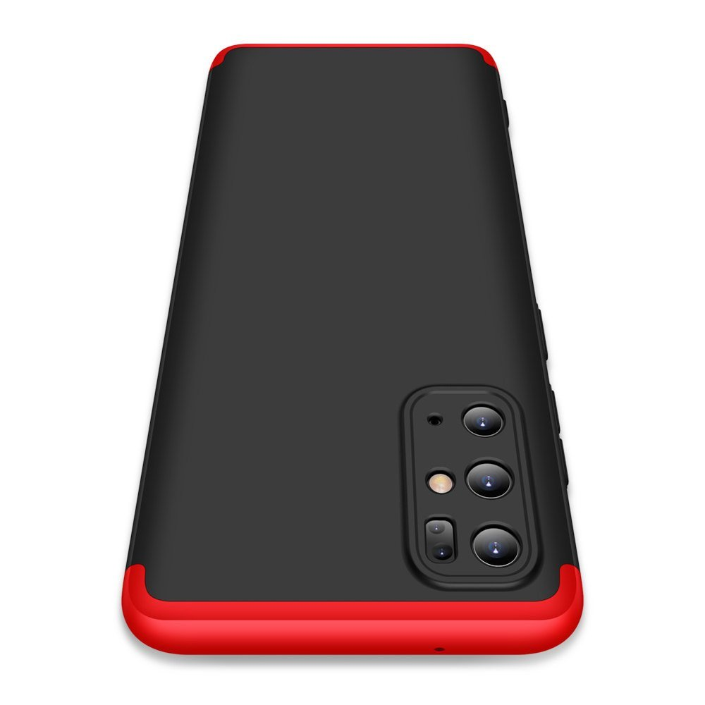GKK 360 Protection pouzdro na Samsung Galaxy S20 Plus black-red