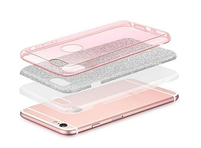 Wozinsky Glitter Shining silikonové pouzdro na Huawei Mate 20 Lite black
