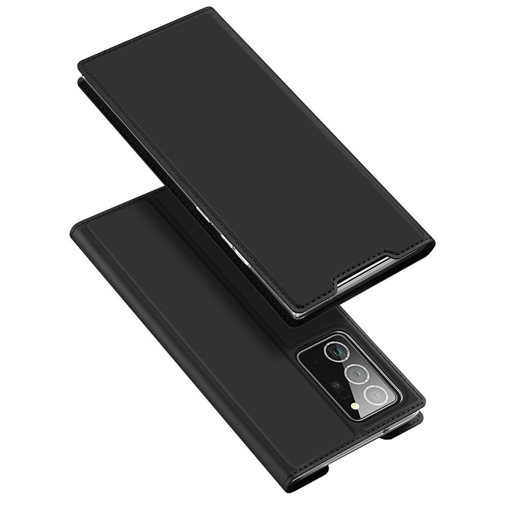 DUX DUCIS Skin knížkové pouzdro naSamsung Galaxy Note 20 Ultra black