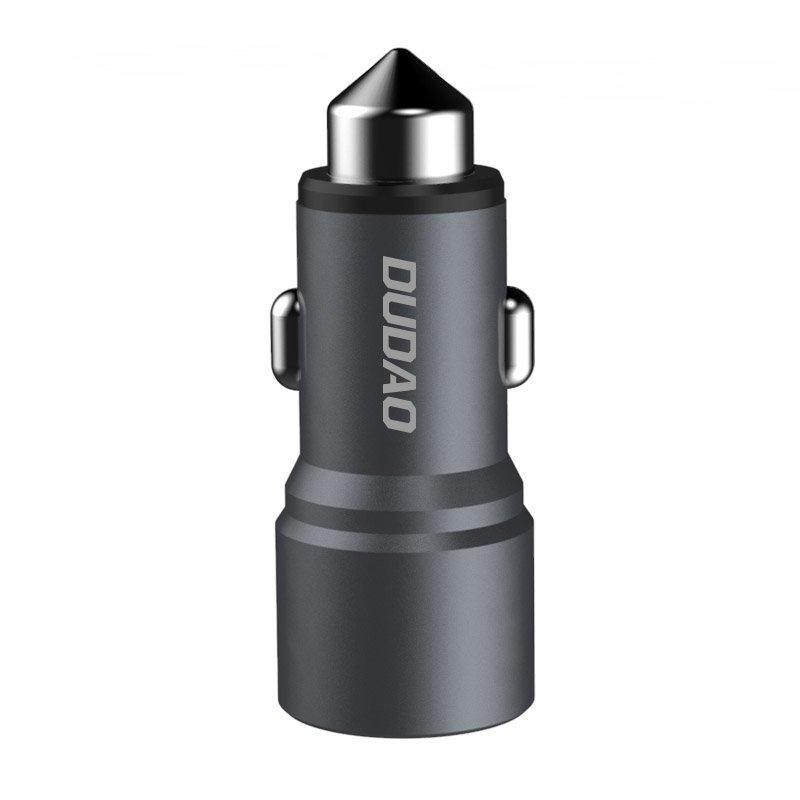 CL adaptér Dudao R5 3,1A 2 x USB Gold