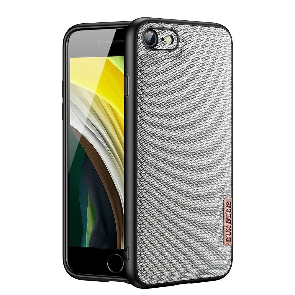 Luxusní pouzdro Dux Ducis Fino Nylon ,  iPhone SE 2020 / iPhone 8 / iPhone 7 , modrá 6934913055649