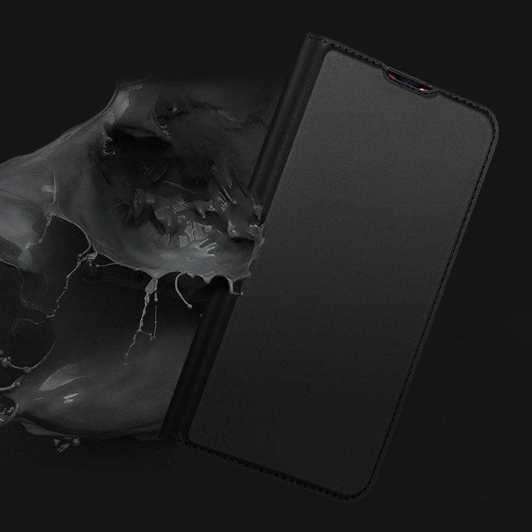 DUX DUCIS Skin knížkové pouzdro pro Xiaomi Redmi Note 8 Pro black