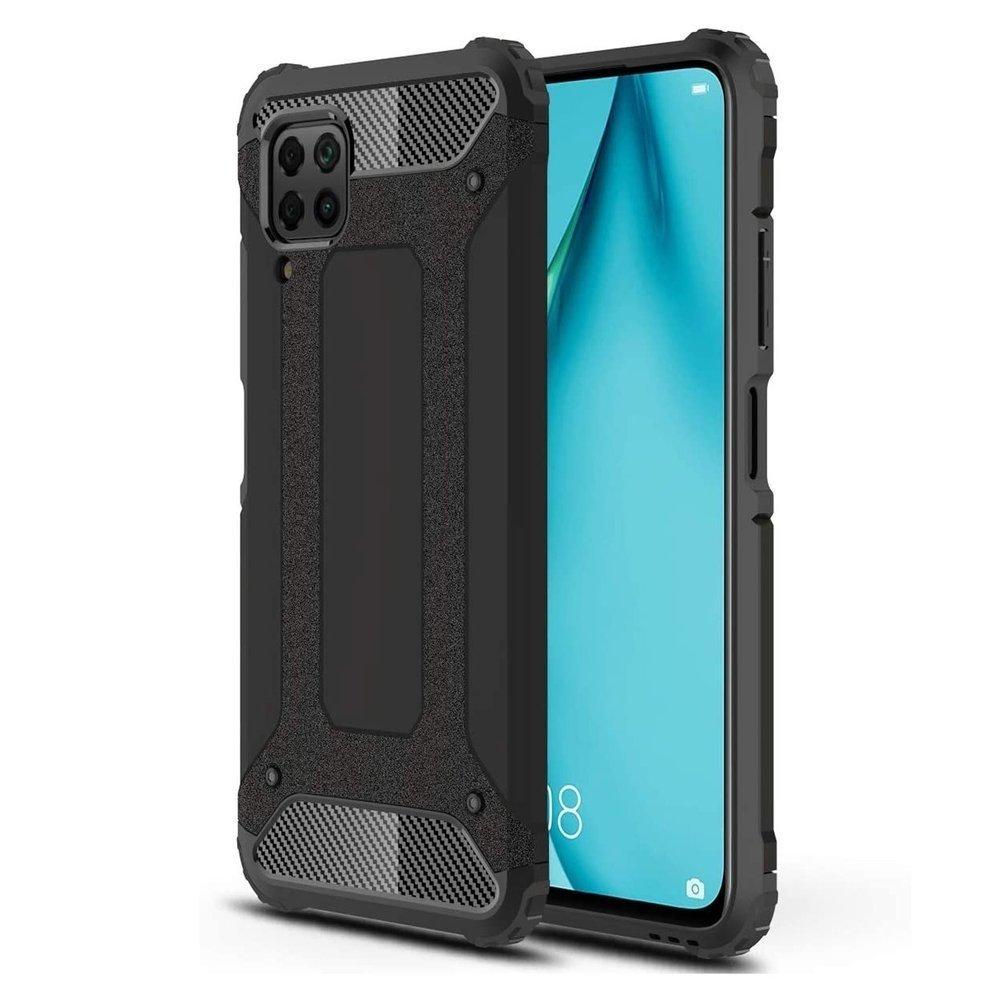 Hybrid Armor Case odolné pouzdro pro Oppo A73 , černá 9111201925984