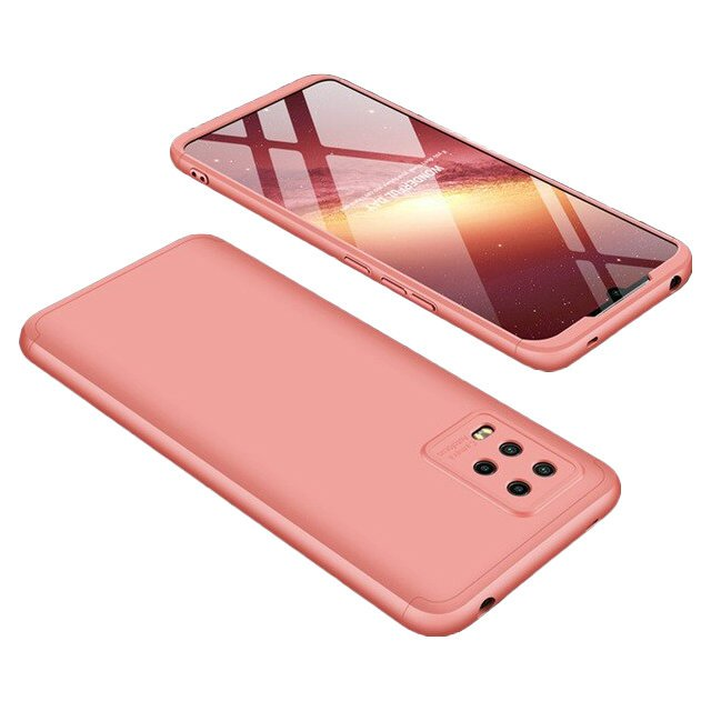 GKK 360 Protection pouzdro na Xiaomi Mi 10 Lite pink