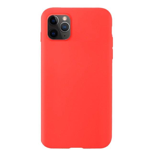 Silikonové pouzdro LUX na iPhone 11 Pro Max red