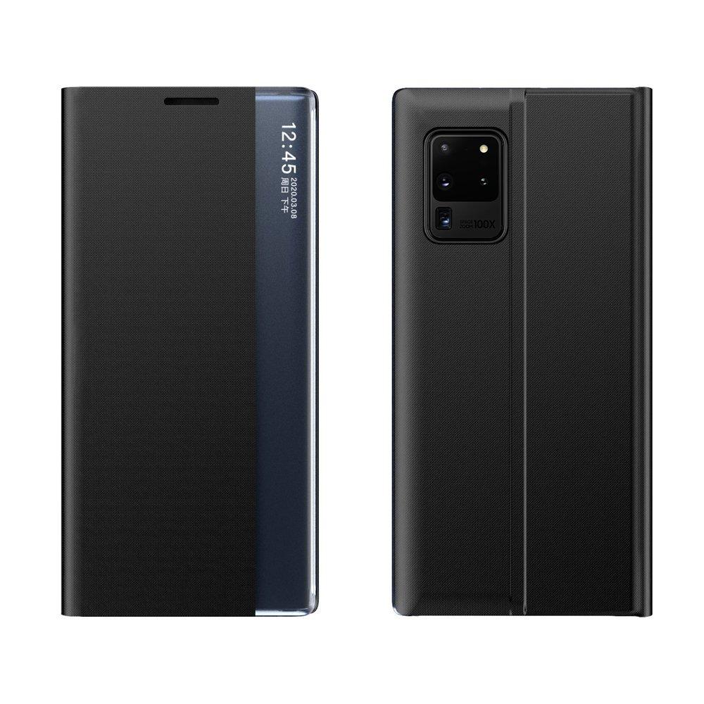 New Sleep knížkové púzdro pre Samsung Galaxy S20 FE 5G black