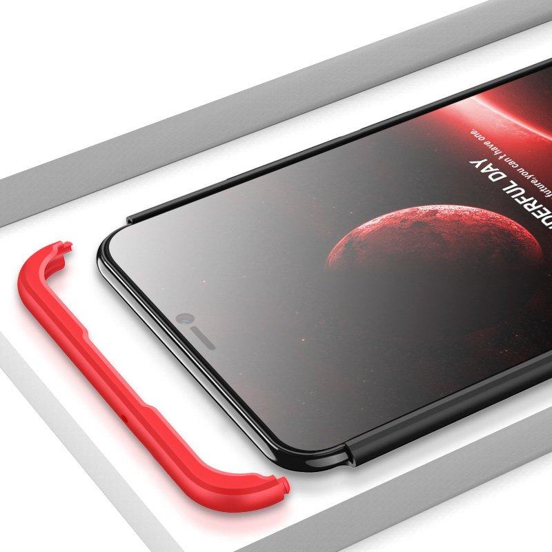 GKK 360 Protection pouzdro pro Huawei P20 Lite black-blue