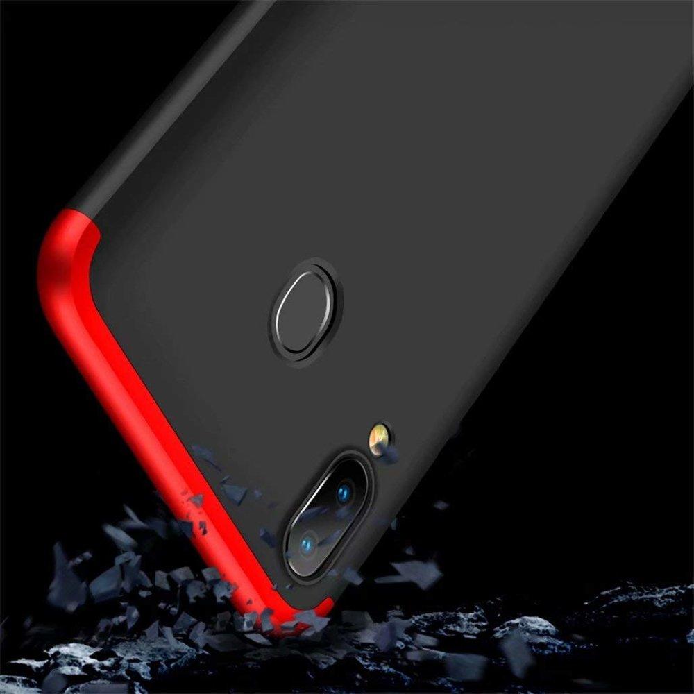 GKK 360 Protection pouzdro pro Samsung Galaxy A40 black-red