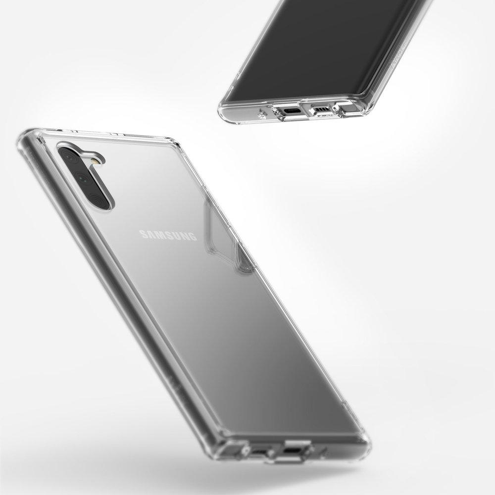 Ringke Fusion pancéřové pouzdro naSamsung Galaxy NOTE 10 Plus transparent (FSSG0069)