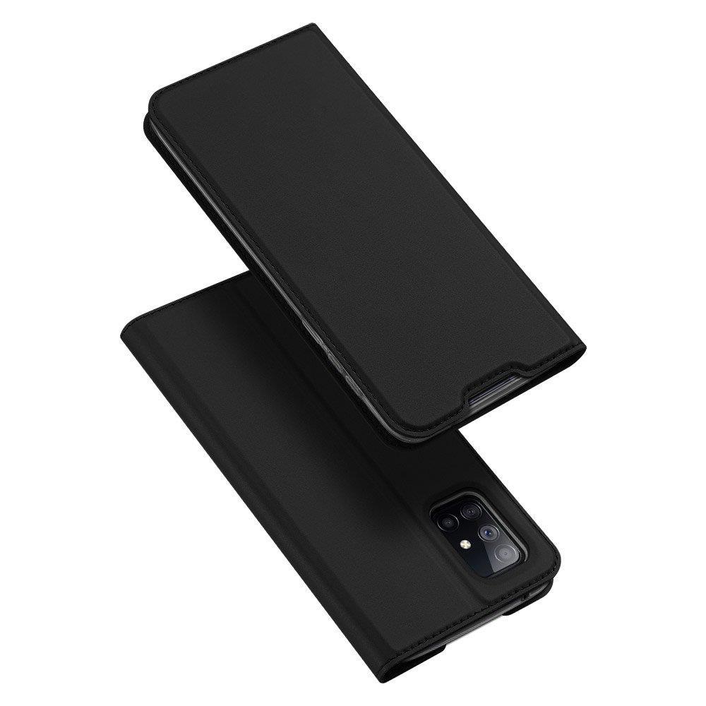 DUX DUCIS Skin knížkové púzdro pre Samsung Galaxy S20 FE 5G black