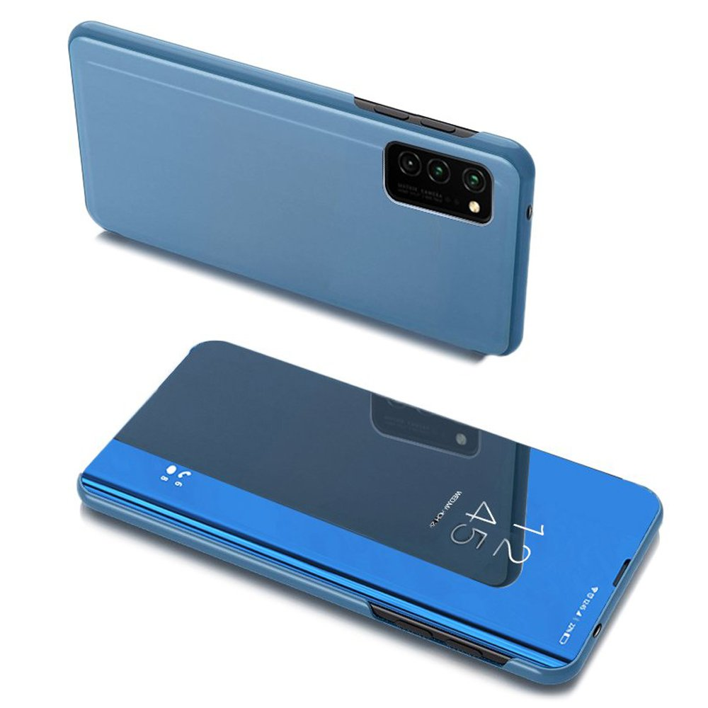 flipové pouzdro Clear View pro Samsung Galaxy A32 5G , modrá 9111201930513