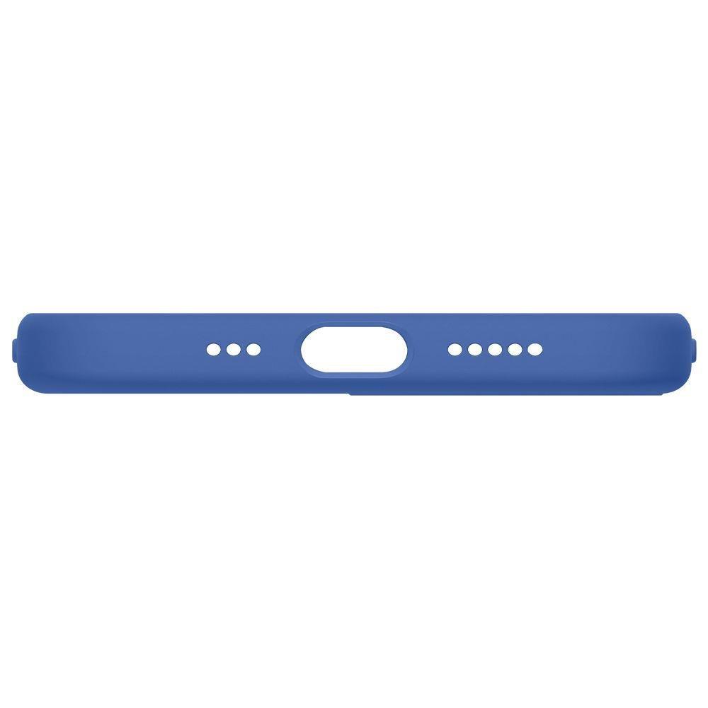 """Spigen Cyrill silikonové pouzdro na iPhone 12 / 12 Pro 6.1"""" Navy"""