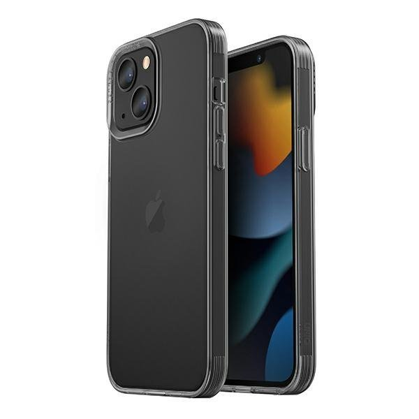 "Kryt UNIQ Air Fender iPhone 13 6,1 ""sivý / dymovo sivý"