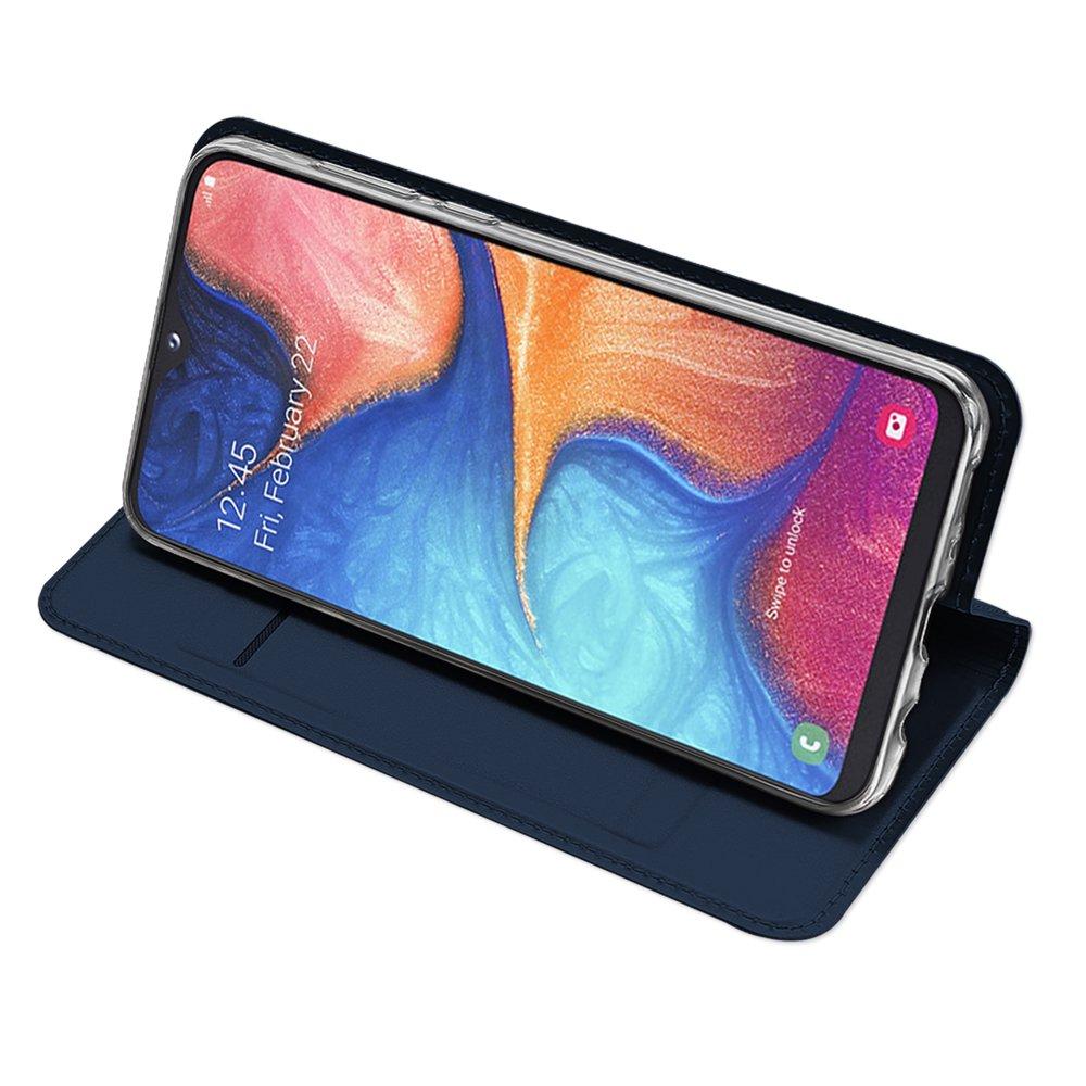 Pouzdro DUX DUCIS Skin Samsung Galaxy A40 blue
