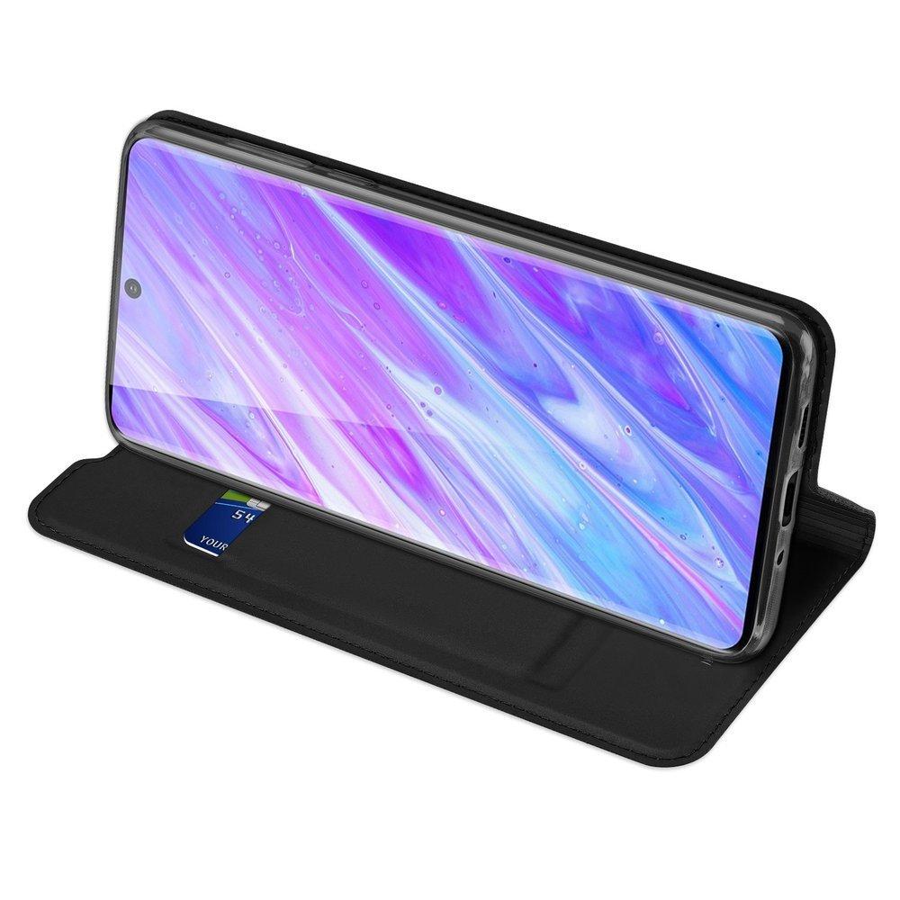 DUX DUCIS Skin knížkové púzdro pre Samsung Galaxy S20 Plus black