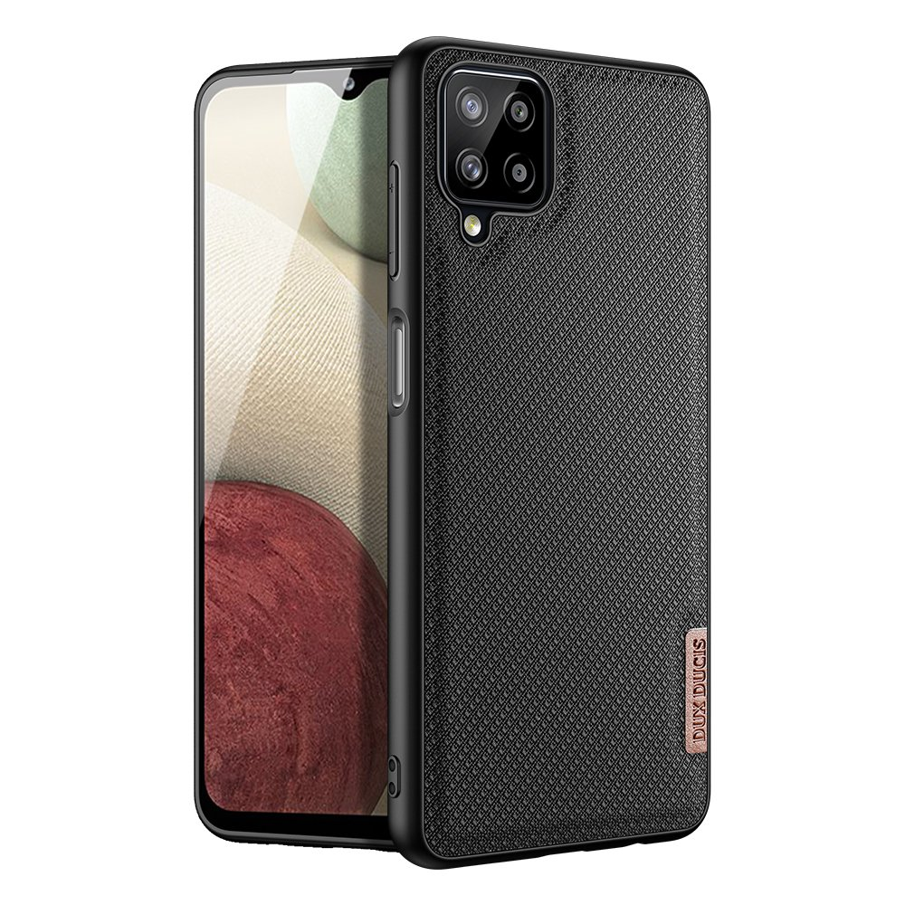 Dux Ducis Fino púzdro pre Samsung Galaxy A12/M12 black