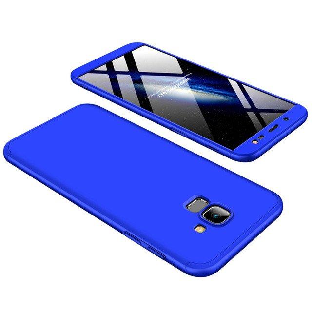 GKK 360 Protection pouzdro pro Samsung Galaxy J6 J600 2018 blue