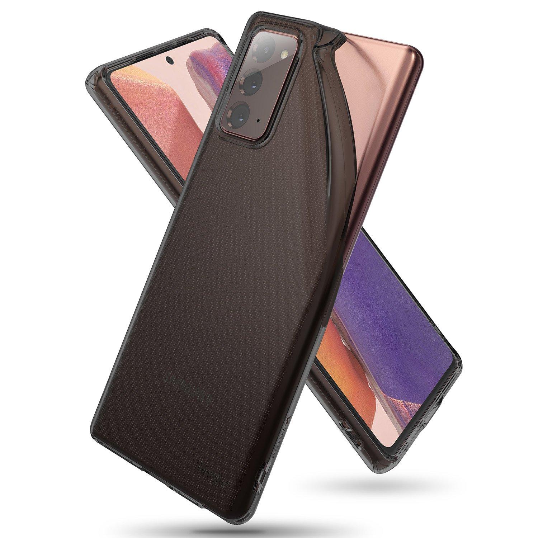 Ringke Air silikónové puzdro pre Samsung Galaxy Note 20 Smoke black