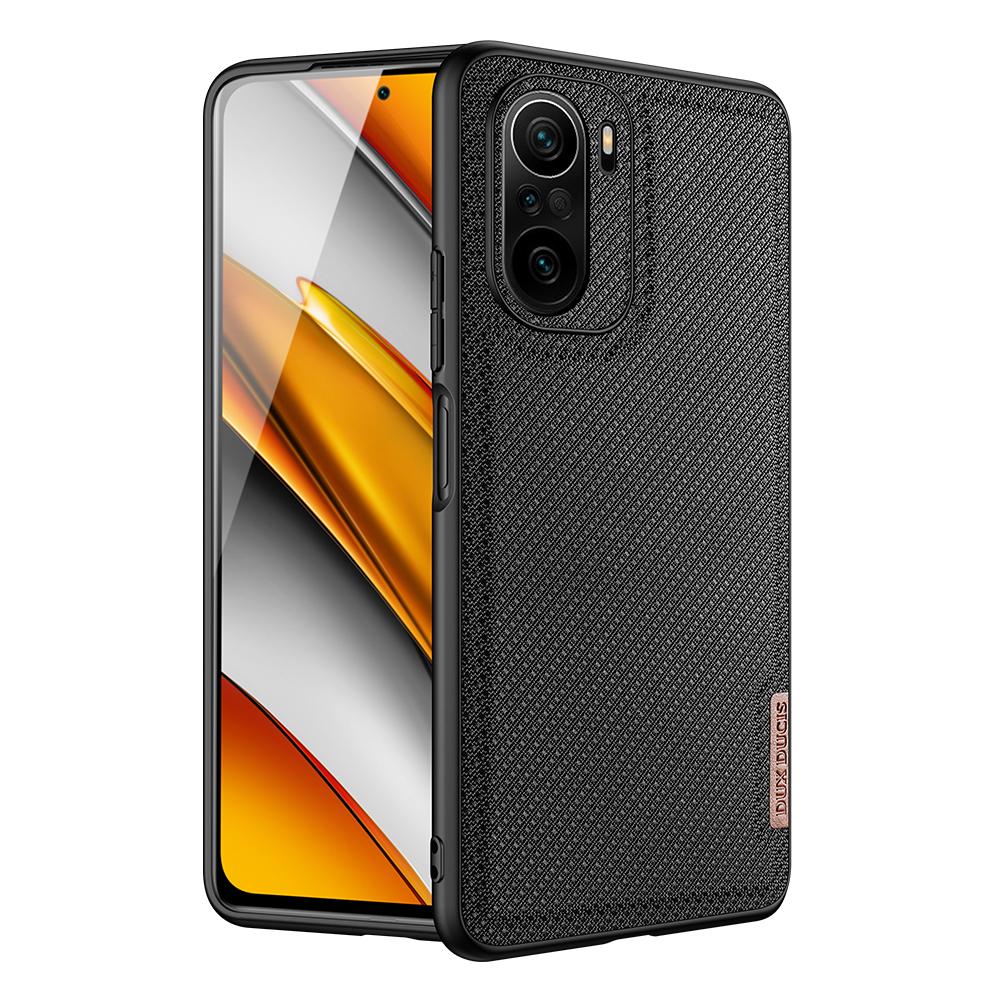 Dux Ducis Fino púzdro pre Xiaomi Poco F3 / Mi 11i black