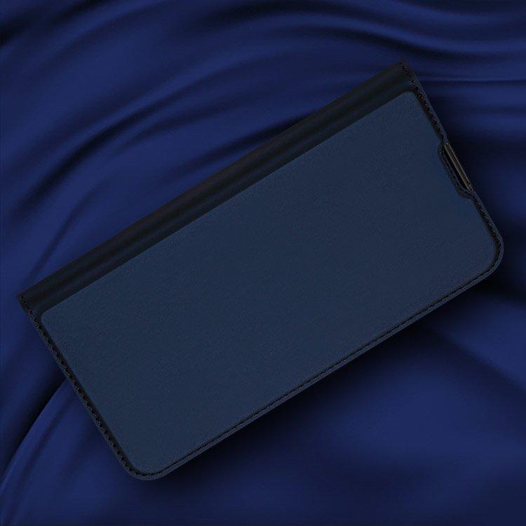 DUX DUCIS Skin knížkové pouzdro pro Xiaomi Mi CC9e / Xiaomi Mi A3 blue