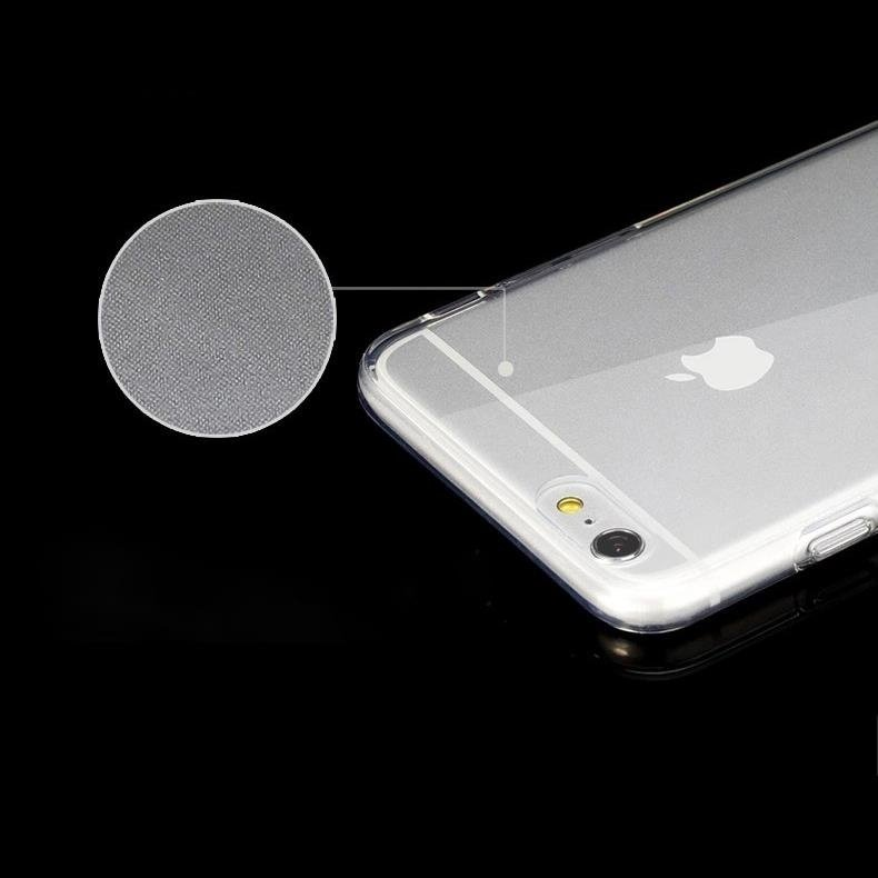 Ultra Clear 0.5mm silikonové pouzdro pro Xiaomi Redmi Note 8 transparent