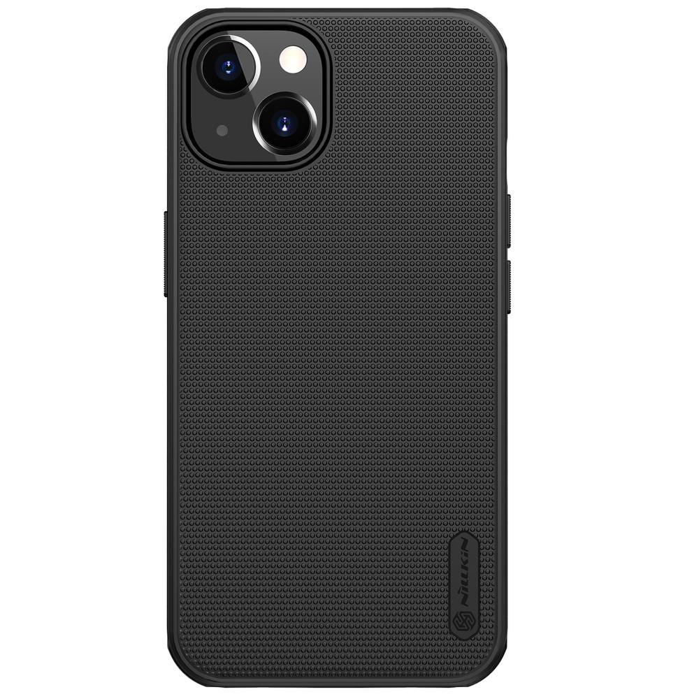 """Nillkin Super Frosted Pro silikonové pouzdro na iPhone 13 6.1"""" black"""