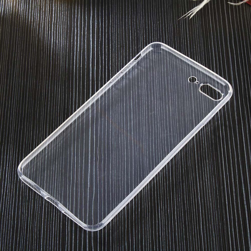 Ultra Clear 0.5mm silikonové pouzdro pro Samsung Galaxy A6 Plus 2018 A605 transparent