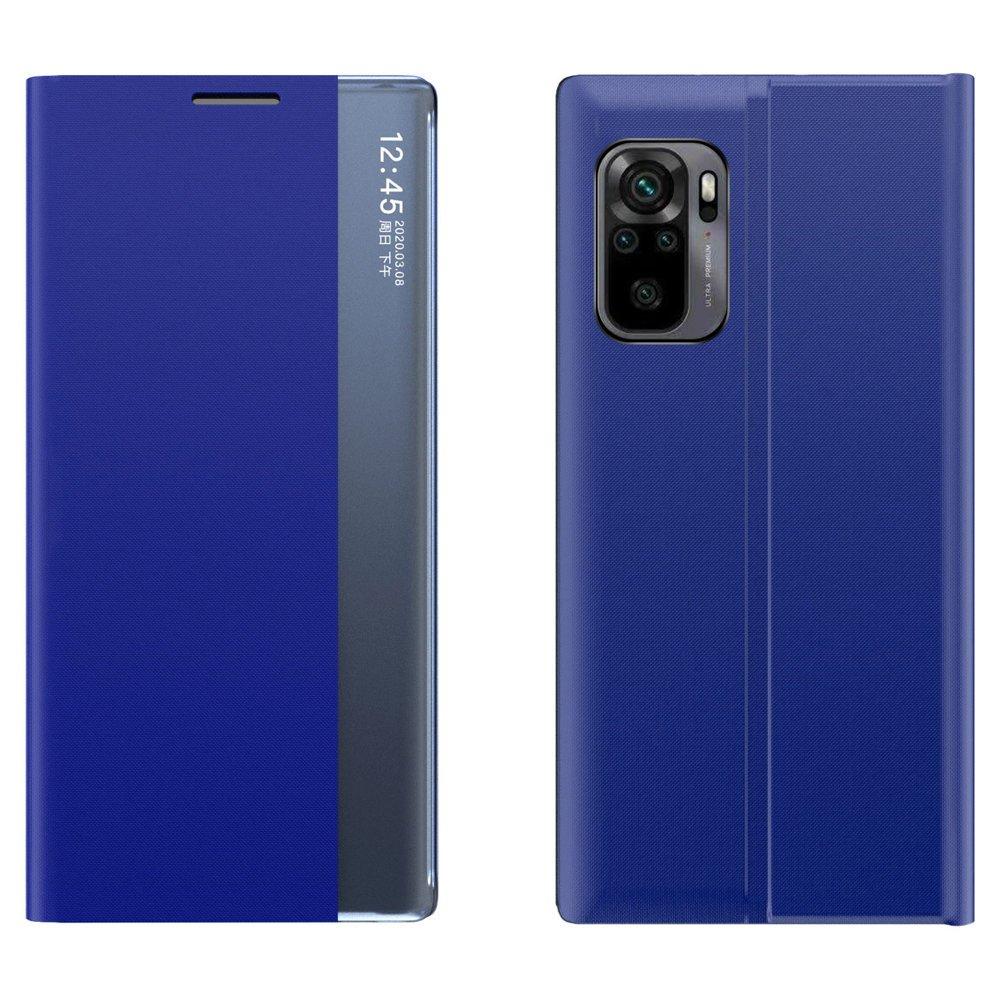 New Sleep knížkové pouzdro naXiaomi Redmi Note 10 PRO blue