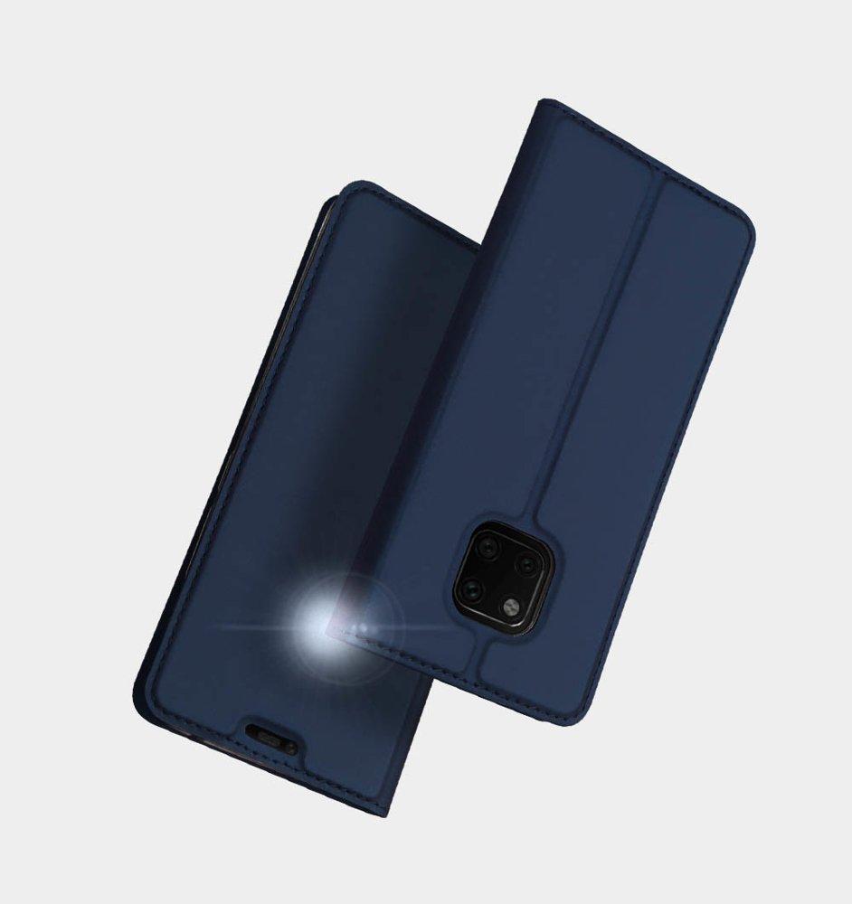 DUX DUCIS Skin knížkové pouzdro pro Huawei Mate 20 Pro golden