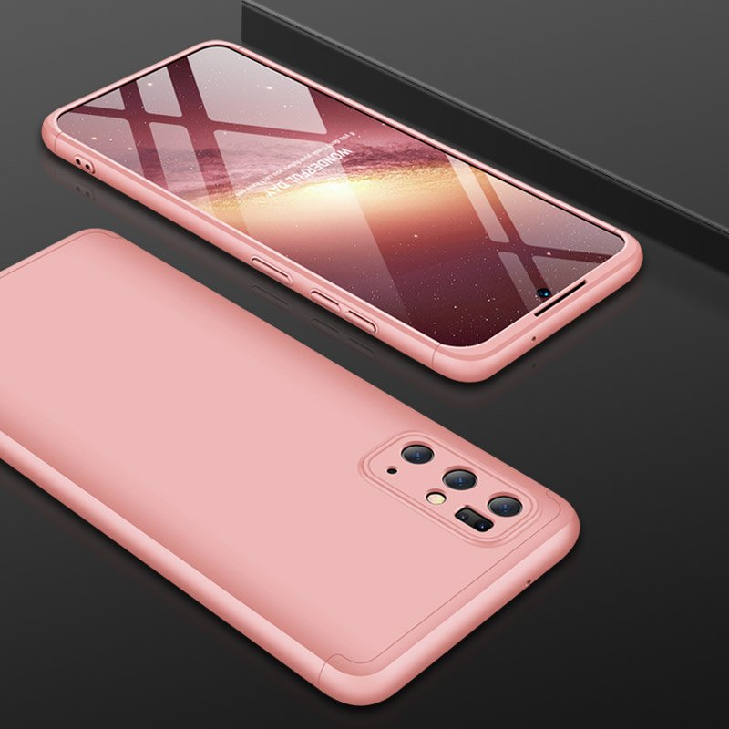 GKK 360 Protection pouzdro na Samsung Galaxy S20 Plus pink