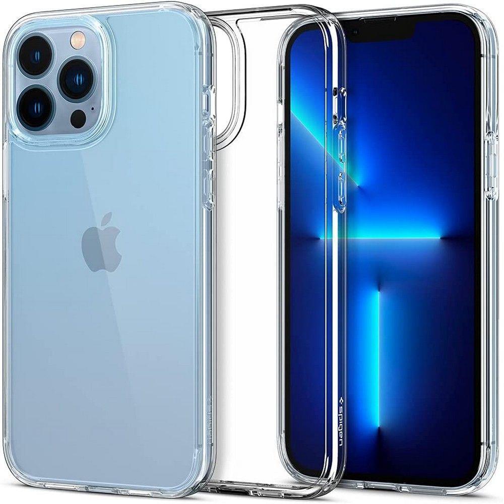 "Spigen Ultra Hybrid pouzdro naiPhone 13 Pro 6.1"" Crystal clear"