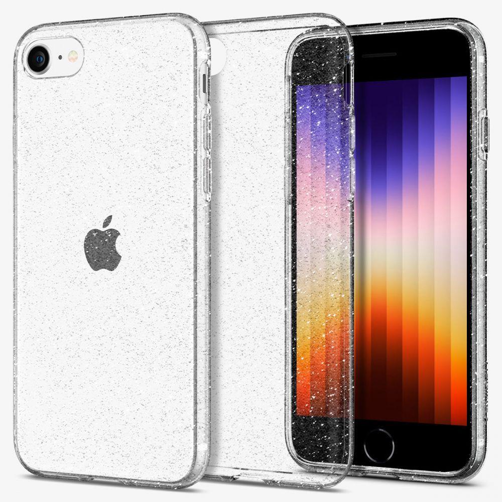 Kryt Spigen Liquid Crystal Iphone 7/8 Glitter Crystal 8809522196909